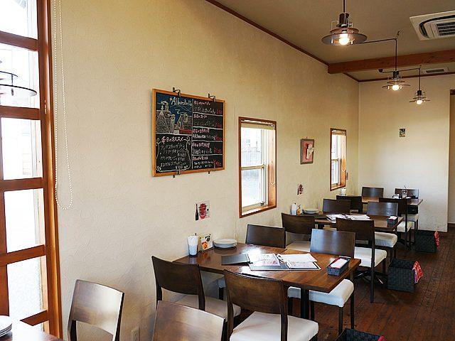 イタリアン食堂 アルベロベッロ