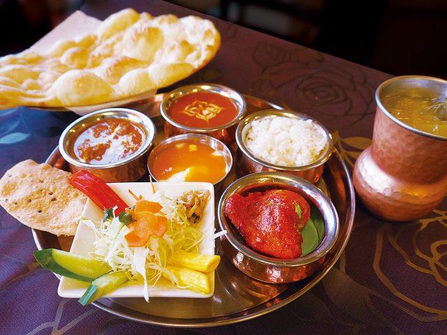 インドレストラン ミルチ